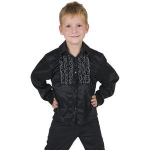 DÉGUISEMENT - PANOPLIE Chemise disco enfant 4 à 6 ans