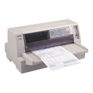 IMPRIMANTE Epson LQ 680 - Imprimante - NB - matricielle