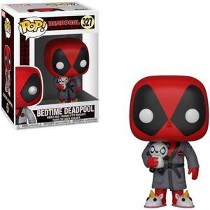 FIGURINE - PERSONNAGE Figurine Funko Pop! Marvel - Deadpool Playtime: De