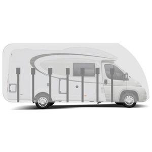 BÂCHE DE PROTECTION Housse pour camping-car profilé long. 7.0m