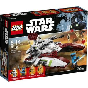 ASSEMBLAGE CONSTRUCTION LEGO® Star Wars 75182 Republic Fighter Tank