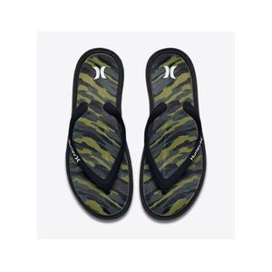 TONG Tongs Hurley One Only Printed Sandal Black Camo