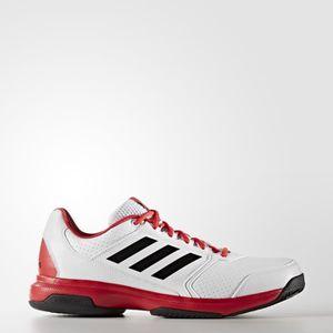 separation shoes 3002b 6119b ADIDAS Chaussure de tennis Adizero attack M - Homme - Blanc et rouge