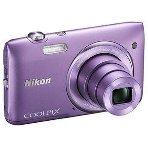 APPAREIL PHOTO COMPACT Coolpix S3500 - violet Appareil photo numérique