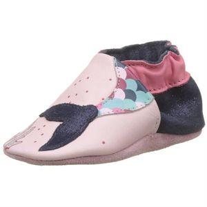 CHAUSSON - PANTOUFLE pantoufles  /  chaussons mermaid filles robeez 607
