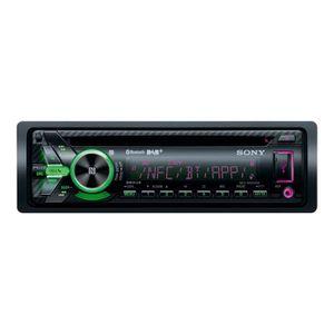 AMPLIFICATEUR AUTO Sony MEX-N6002BD - Automobile - récepteur CD - int
