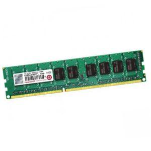 MÉMOIRE RAM 1Go Ram PC Bureau Transcend TS1GDL5066 DIMM DDR2 2