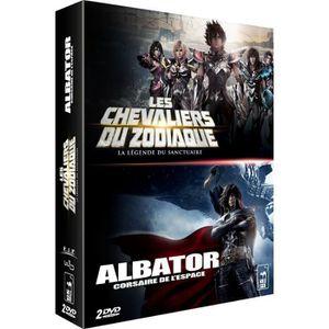 DVD FILM Les Chevaliers de Zodiaque - En DVD
