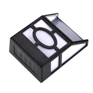 LAMPE DE JARDIN  LED Lampe Allée énergie solaire Lampe Solaire Exte