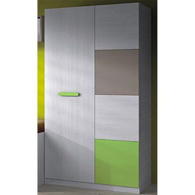 Souvent Armoire LYDIE pour enfants avec 2 portes, color - Achat / Vente  BP98