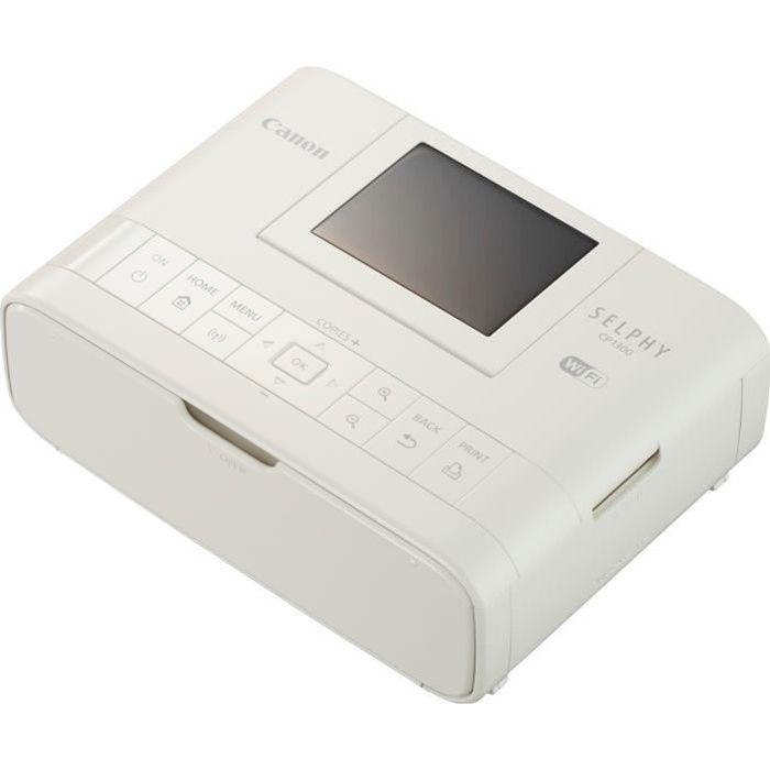 CANON Imprimante Selphy CP1300 - Thermique par sublimation - WiFi - Blanche