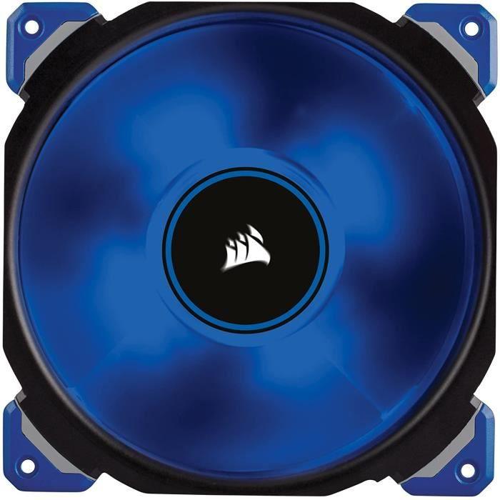 CORSAIR Ventilateur ML140 Pro - Diamètre 140mm - LED Bleues - Single Pack (CO-9050048-WW)