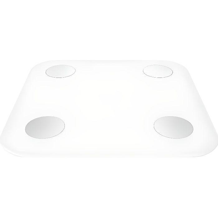XIAOMI Mi Body Composition Scale Pèse personne impédancemètre connecté - Blanc