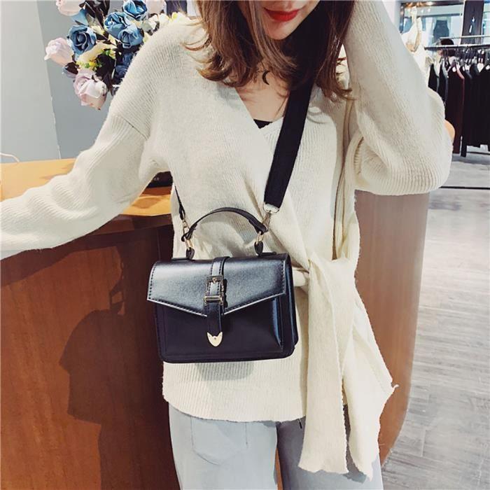 Simple Tide Version wa10834 Petit Messenger Femmes Sacoche Sac Bag Coréenne Sauvage qYntSpqgx