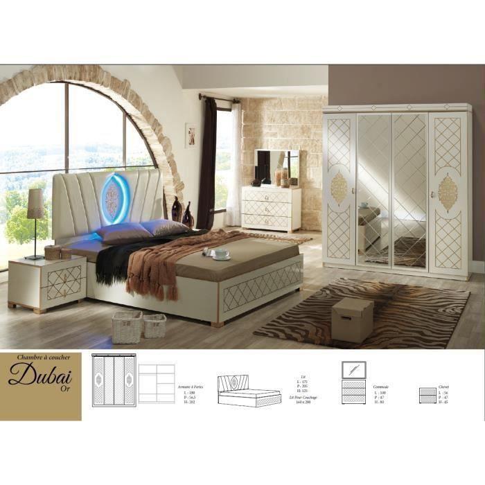 Free chambre complte chambre dubai with cdiscount chambre - Chambre adulte cdiscount ...
