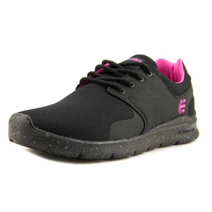 Etnies Scout XT Femmes US 7.5 Noir Chaussure de Basket