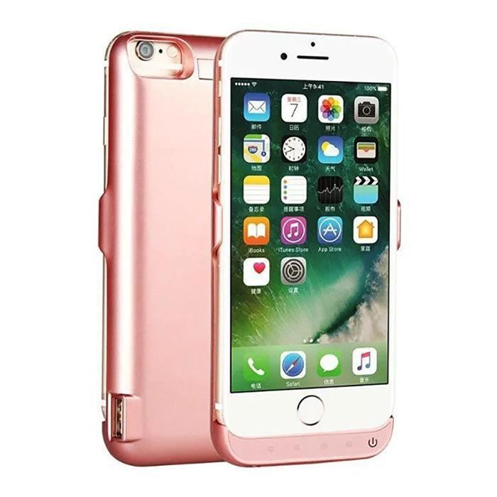 coque apple rechargeable iphone 7