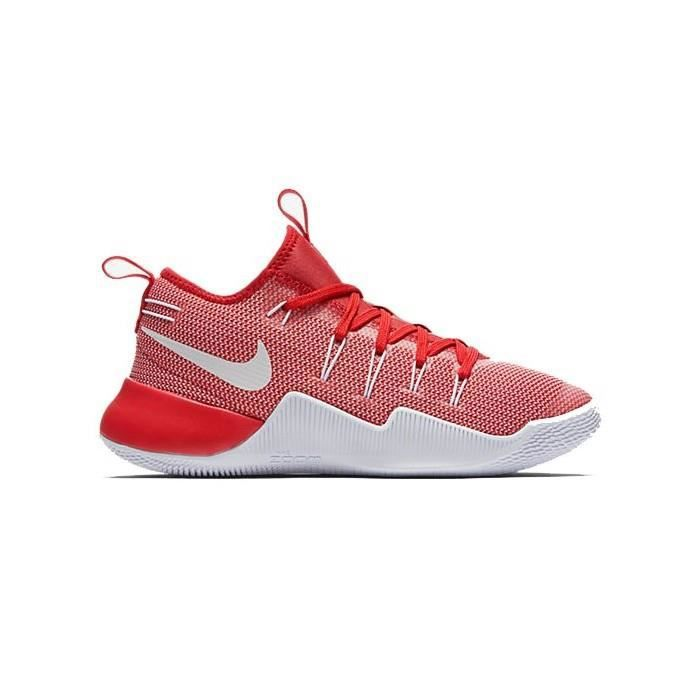 100% authentic bfb85 49884 Chaussure de Basketball Nike Hypershift TB rouge pour femme - Prix ...