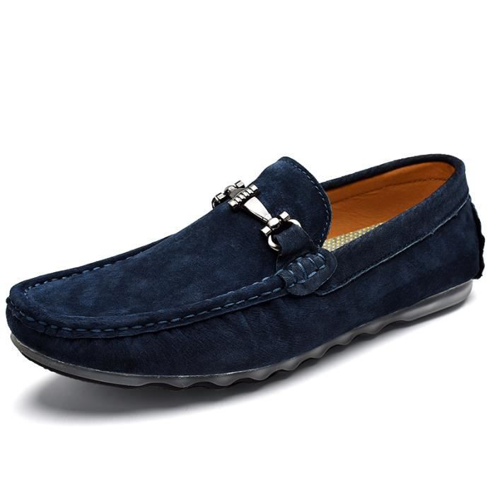 Chaussures Homme Bateau super Chaussures de ville Chaussures plates Chaussures confortables et légères