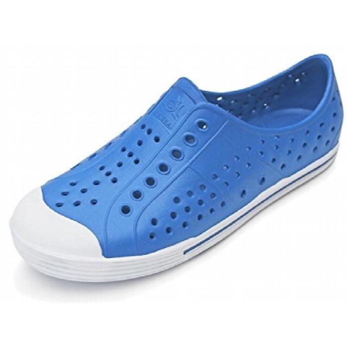Teen Boys Sneakers eau Slip On Clog M9MF5 43