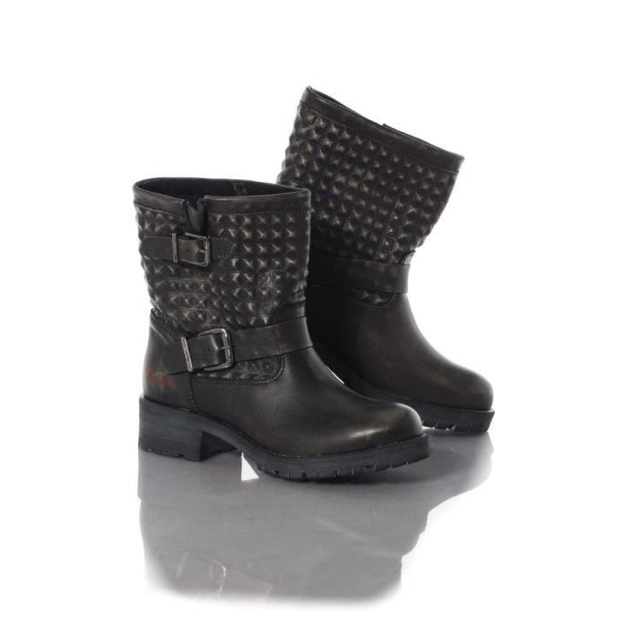 Chaussures Redskins Boots - bottes Achida noir 7yZgoFVpDf