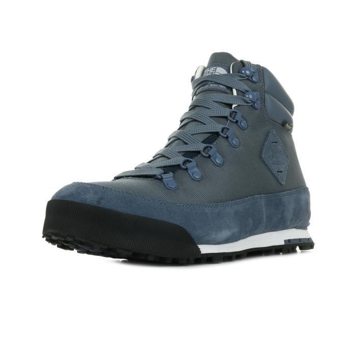 2443e18dc8 Chaussures The North Face Back-To-Berkeley NL Bleu Bleu - Achat ...