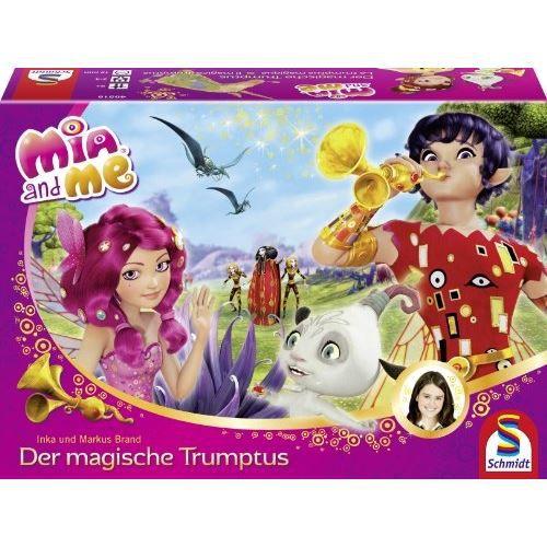 Jouets schmidt 40518 mia et moi la magie tru achat vente jeu magie cdiscount - Mia et moi licorne ...