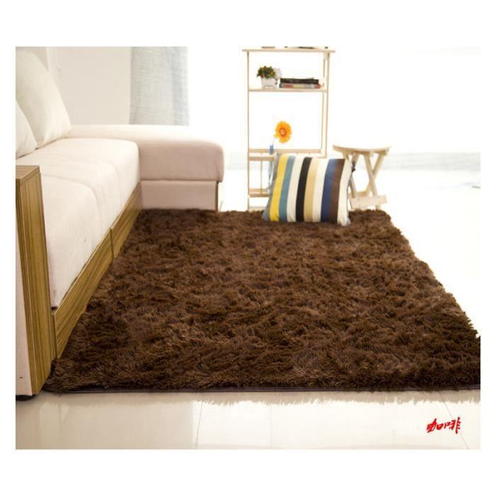 tapis de salon du sol yoga tapis anti-dérapant 160×230cm décoration