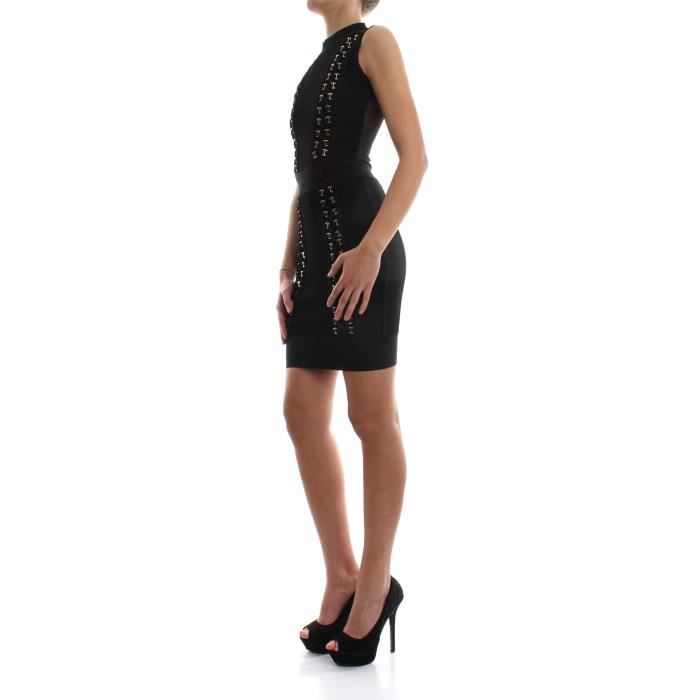 GUESS BY MARCIANO ROBE Femme Nero, S