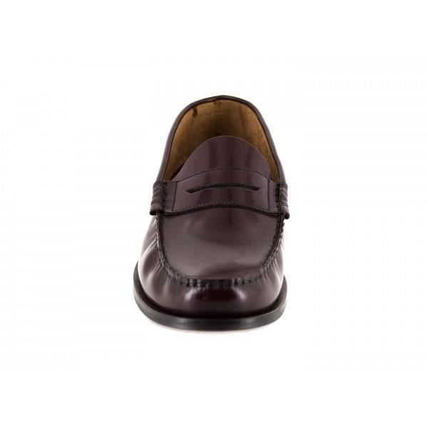 PIERRE CARDIN Chaussures Mocassins PC1605CO Bordeaux - Couleur - Rouge
