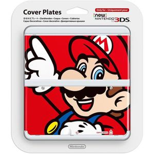 Coque N°1 Mario New Nintendo 3DS