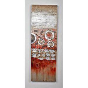 TABLEAU - TOILE Tableau déco Modern  4 -  Toile peinte à la main