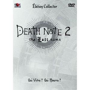 DVD FILM DVD Death note 2