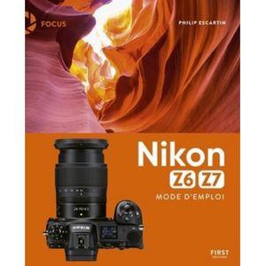 LIVRE PHOTOGRAPHIE Nikon Z