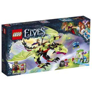 LEGO? Elves 41183 Le Dragon maléfique du Roi