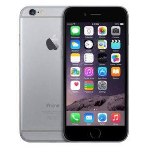 SMARTPHONE IPHONE 6 16G - noir(A1586)Débloquer tout opérateur