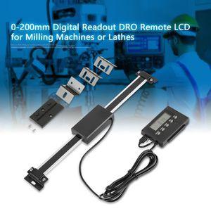 MAGNETOSCOPE NUMERIQUE BELLE TECH 0-200mm DRO LCD Digital Readout à dista