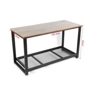 TABLE BASSE MISS Table basse salon Meuble TV Table d'appointV