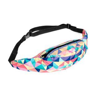 SAC BANANE cd-6019 Fashion Sports Hiking Running Belt Waist B