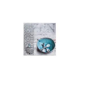 TABLEAU - TOILE Tableau toile - cadre Cuisine décor zen