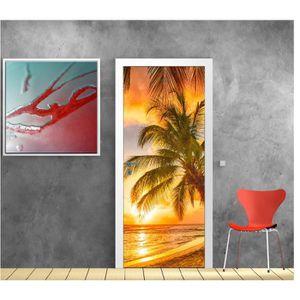 poster de porte achat vente poster de porte pas cher. Black Bedroom Furniture Sets. Home Design Ideas