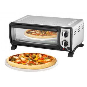 FOUR À PIZZA Four a pizza multifonctions 13 L pierre à inclus 6