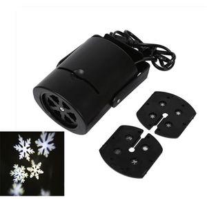 Projecteur laser flocon achat vente projecteur laser for Projecteur motif noel