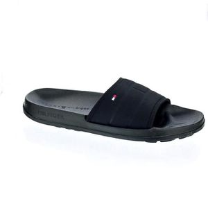 d045cb1fc9a SANDALE - NU-PIEDS Tongs - Tommy Hilfiger Corporate Flag Pool Homme ...