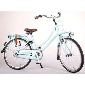 VÉLO DE VILLE - PLAGE Volare Excellent fille vélo 24 pouces 95% assemblé