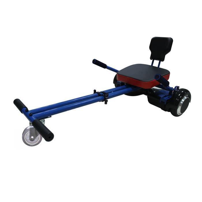 TAAGWAY Kit Kart A3 Siège souple pour Gyropode 6,5\