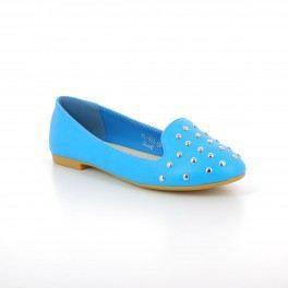 Les Femmes Ballerines Bleu Clair / Bleu Madeleine stJBVyU9