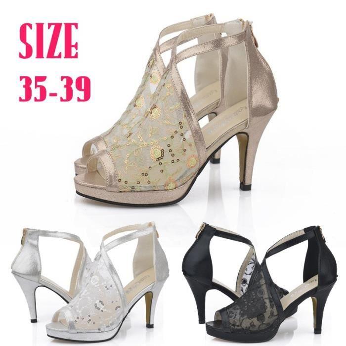 Talons Mode Femme Chaussures Escarpins Chaussures à talons hauts femmes Pumps Chaussures de mariage Chaussures sexy de mode jsbnAt