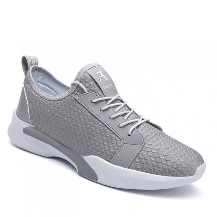 Chaussure De Sport Maintien Et Respirabilité Dexterity Absorbeur De Choc Maille Respirante Homme gris 44 R77987532_727 YelFwL