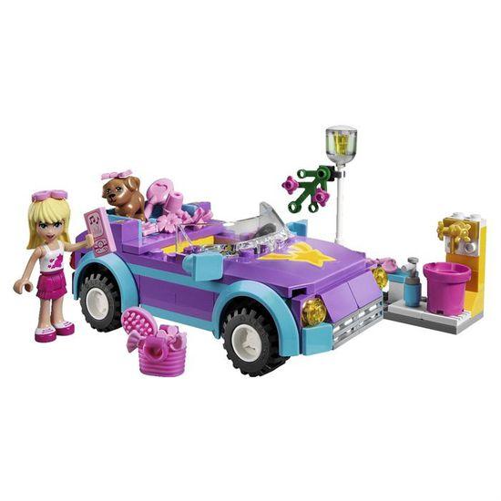 Construction Lego Cabriolet Achat Vente Le Friends Assemblage SVqUMzp